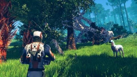 Planet Nomads Screenshot