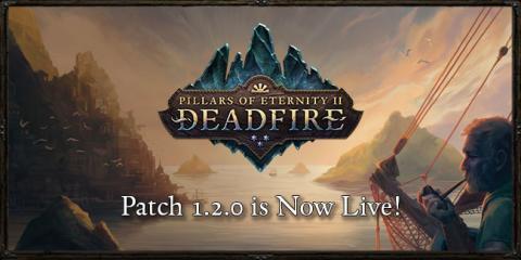 Pillars of Eternity II: Deadfire Patch 1.0.2