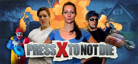 Press X not to die Header