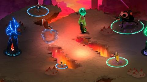 Pyre Screenshot