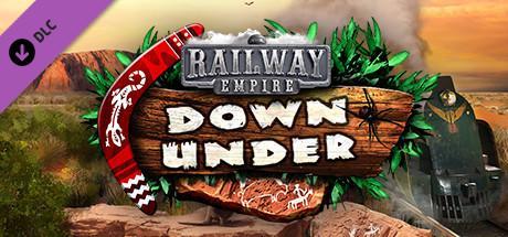 """Railway Empire DLC """"Down under"""" Header"""