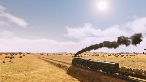 "Railway Empire DLC ""Down under"" Screenshot"