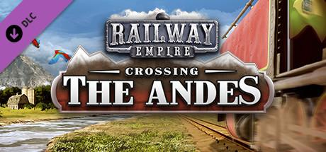 Railway Empire Crossing the Andes Header