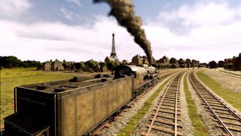 Railway Empire France Screenshot