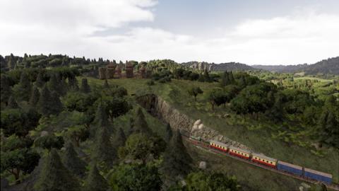 Railway Empire Germany Screenshot