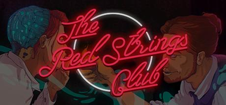 The Red Strings Club Header