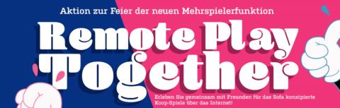 Steam Remote Play Together Sale Header Deutsch