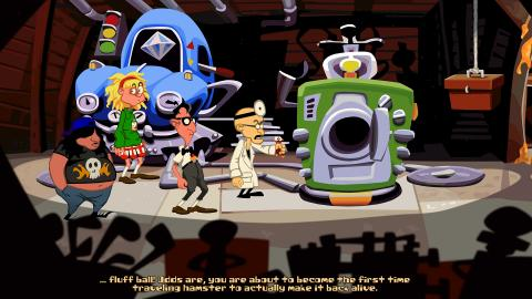 Return of the Tentacle - Prologue Screenshot