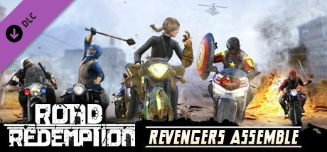 "Road Redemption ""Revengers Assemble"" Header"