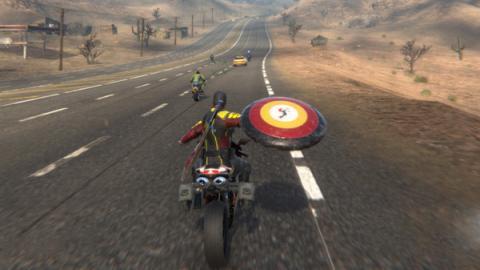 "Road Redemption ""Revengers Assemble"" Screenshot"