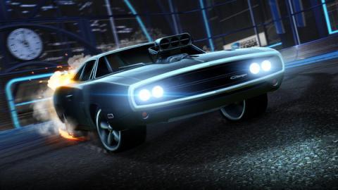 Rocket League Fast & Furious DLC 2