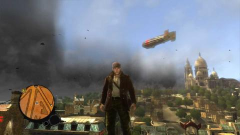 Saboteur Screenshot