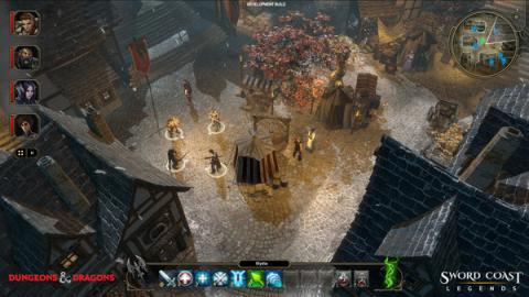 Sword Coast Legends Screenshot