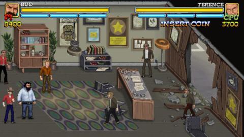 Bud Spencer & Terence Hill - Slaps And Beans Screenshot