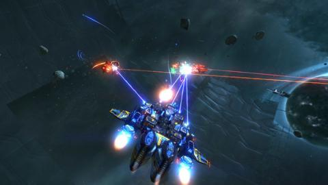 Space Pirates And Zombies 2 Screenshot