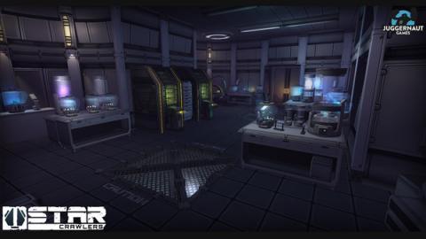 StarCrawlers Screenshot