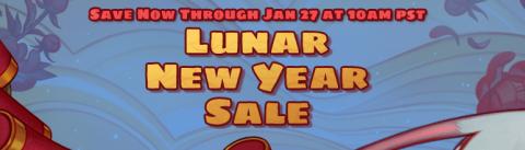 Steam: Chinese Newyear-Sale 2020