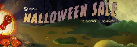 Steam Halloween Sale 2018 Deutsch Header