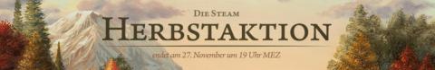 Steam Herbst Sale 2018 Header