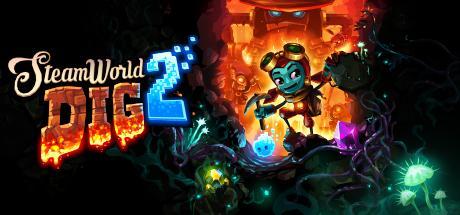 SteamWorld Dig 2 Header