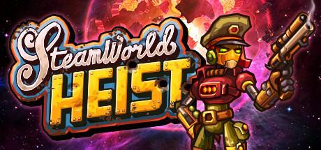 SteamWorld Heist Header