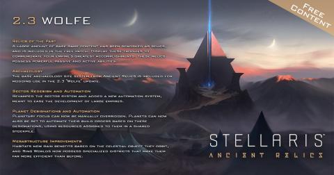 Stellaris Patch 2.3 Wolfe