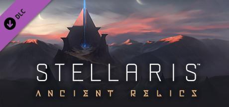"Stellaris: DLC ""Ancient Relics"" Header"