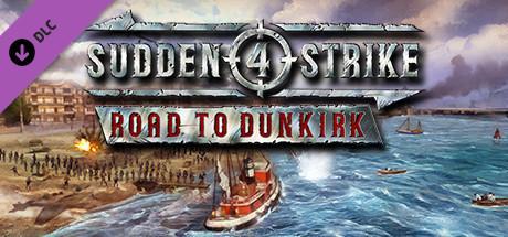 Sudden Strike 4 Road to Dunkirk Header