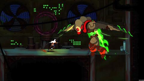 Sundered Screenshot
