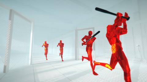 SUPERHOT Screenshot