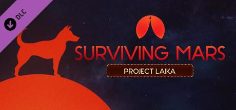 Surviving Mars Project Laika Header