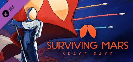 "Surviving Mars ""Space Race"" Header"