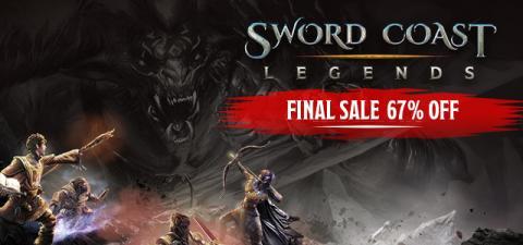 Sword Coast Legends Final Sale