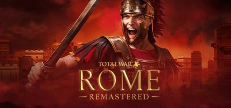 Total War: ROME REMASTERED Header