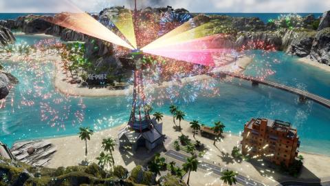 Tropico 6 DLC Festival Screenshot