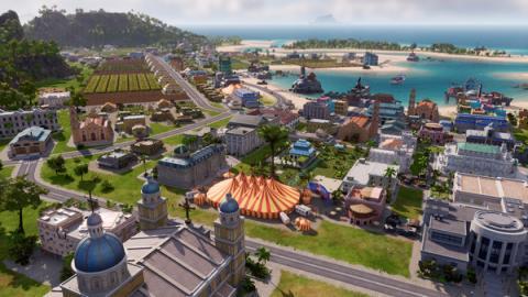 Tropico 6 Llama of Wall Street Screenshot