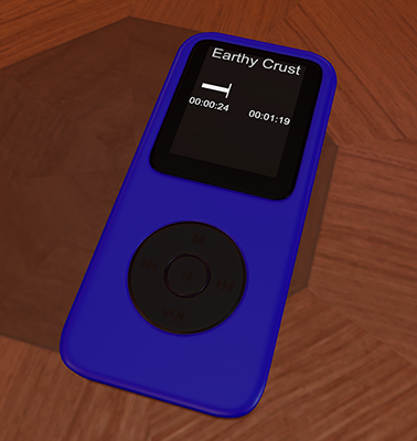 Tabletop Simulator MP3-Player