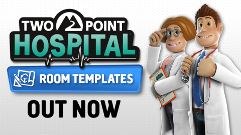 "Two Point Hospital ""Room Template""-Update Header"