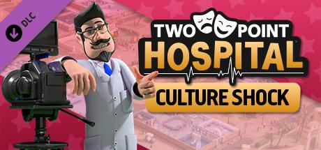 """Two Point Hospital: DLC """"Culture Shock"""" Header"""