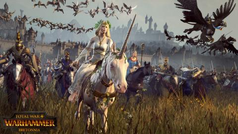 Total War: Warhammer Brettonia Screenshot