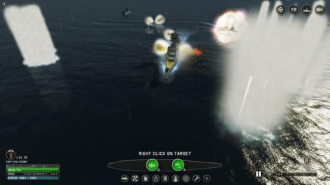 Victory at Sea Screenshot