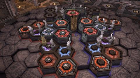 War for the Overworld Underworld Games