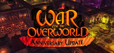 War for the Overworld Header
