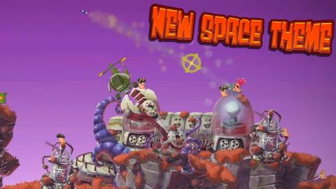 Worms W.M.D. Wormhole Update