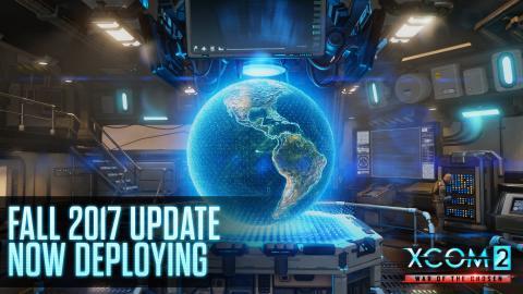 XCOM 2 War of the Chosen Fall Update