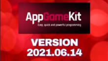 AppGameKit Classic V2021.06.14