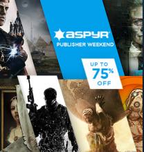 Aspyr Wochenend-Sale