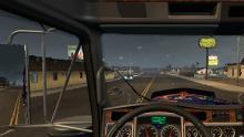 American Truck Simulator Raindrops
