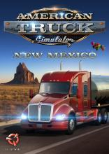 American Truck Simulator: New Mexico DLC Poster
