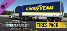 "American Truck Simulator: DLC ""Goodyear Tires Pack"" Header"